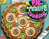 Готовим пирог как в реальной жизни