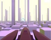 Бесконечный Полет Реактивного Гонщика: Космические Гонки
