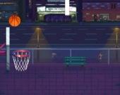 Баскетбольные броски
