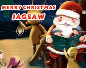Пазл с Рождеством