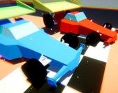 Автомобильное безумие 3D