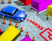 Классическая парковка 3D