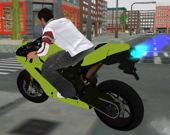 Парковка мотоцикла