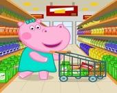 Супермаркет - Шоппинг для детей