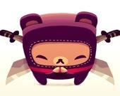 Погоня за медведем Бушидо
