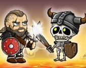 Викинги против скелетов