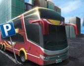 На автобусе по городу