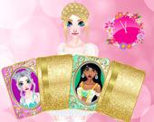 Прекрасные принцессы: найди пару