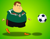 Футбол для толстяков