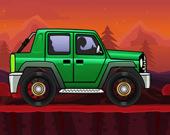 Вождение в пустыне