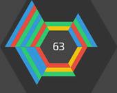 Цветной Шестиугольник