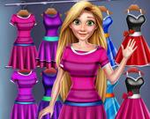 Редактор нарядов для принцессы