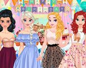 Принцесса: Мода В День Рождения