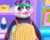 Панда-управляющий