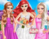Свадьба принцессы-русалки