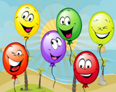 Забавные воздушные шарики