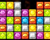 Блоки драгоценностей: Разрушение