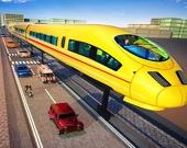Симулятор Евро Поезда 3D