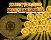 Соберите монеты из сокровищницы