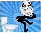 Добеги до туалета