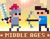 Осада замка: средние века