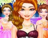 Наряд для королевской вечеринки