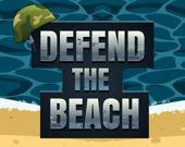 Защити пляж