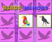 Игра на память: Птицы