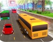 Симулятор городского туристического автобуса