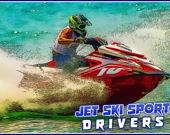 Водители водных спортивных мотоциклов