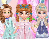 Макияж принцессы в стиле Лолиты