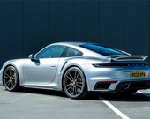 Собери UK Porsche 911 Turbo S
