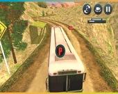 Симулятор пассажирского автобуса: холмы и бездорожье