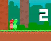 Красный и зеленый 2 - Конфетный лес