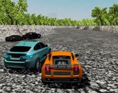 Экстремальные гонки 3D