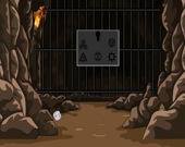 Побег из песчаной пещеры