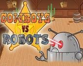 Ковбои против роботов