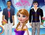 Ледяная принцесса: Признание в любви