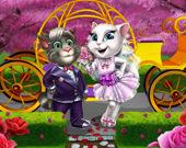 Весенняя Свадьба Энджи