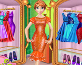 Энни: Модный Наряд