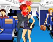 Поцелуи стюардессы