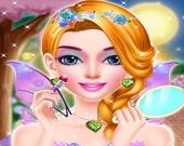 Макияж для сказочной принцессы