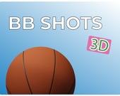 Броски баскетболиста 3D