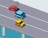 Водитель на шоссе