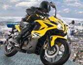 Испытания на мотоциклах