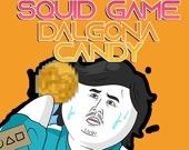 Игра в кальмара: дальгонские конфеты