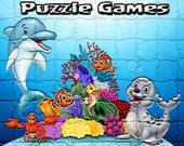 Пазл: Детские мультфильмы