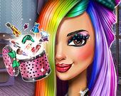 VIP Макияж Куклы Трис