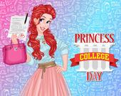 День принцессы в колледже