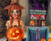 Ледяная Принцесса: Хэллоуин Костюмы